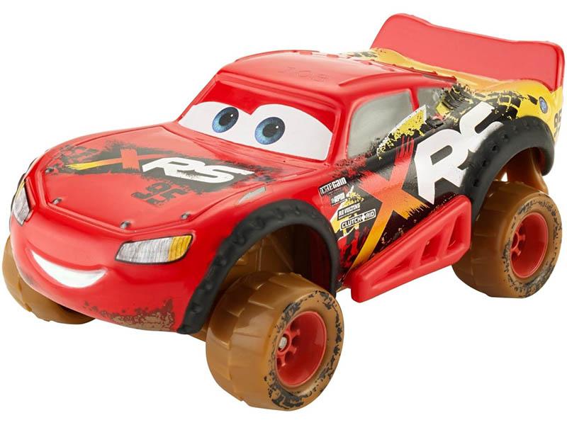 Игрушка Mattel Тачки Грязевые гонки GBJ35 mattel большой гараж тачки