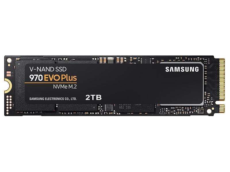 Жесткий диск 2Tb - Samsung 970 EVO PLUS MZ-V7S2T0BW