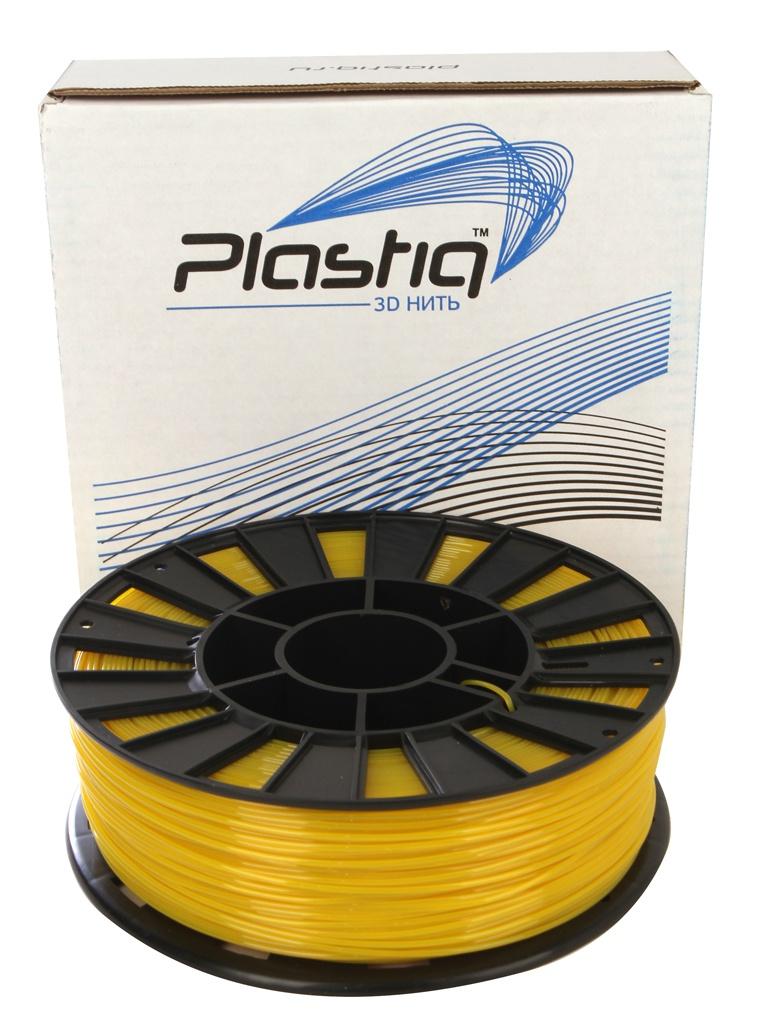 Аксессуар Plastiq PETG-пластик 1.75mm 900гр Yellow