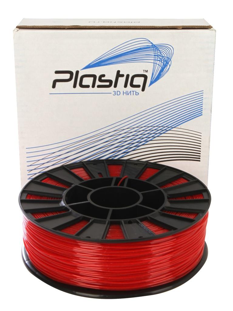 Аксессуар Plastiq PETG-пластик 1.75mm 900гр Red