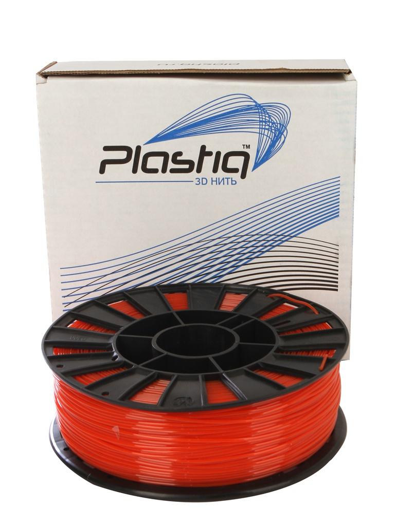 Аксессуар Plastiq PETG-пластик 1.75mm 900гр Orange