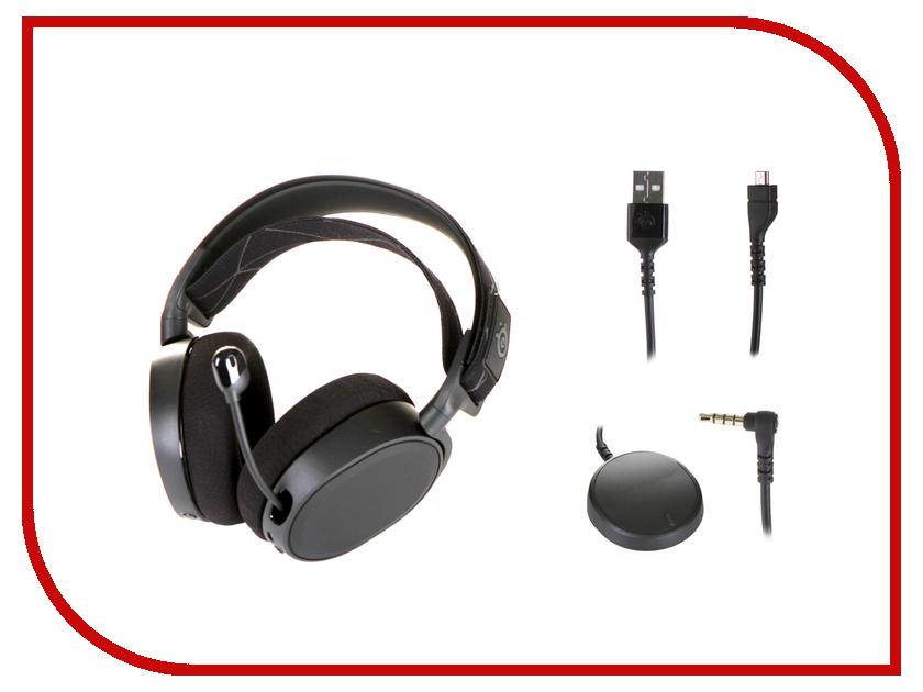 SteelSeries Arctis 7 2019 Edition Black