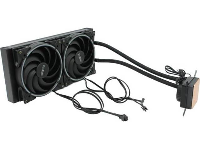 Водяное охлаждение PCcooler GI-AH280C Corona FRGB