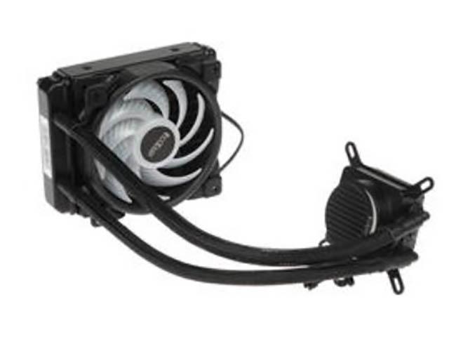 Водяное охлаждение PCcooler GI-AH120U Halo RGB