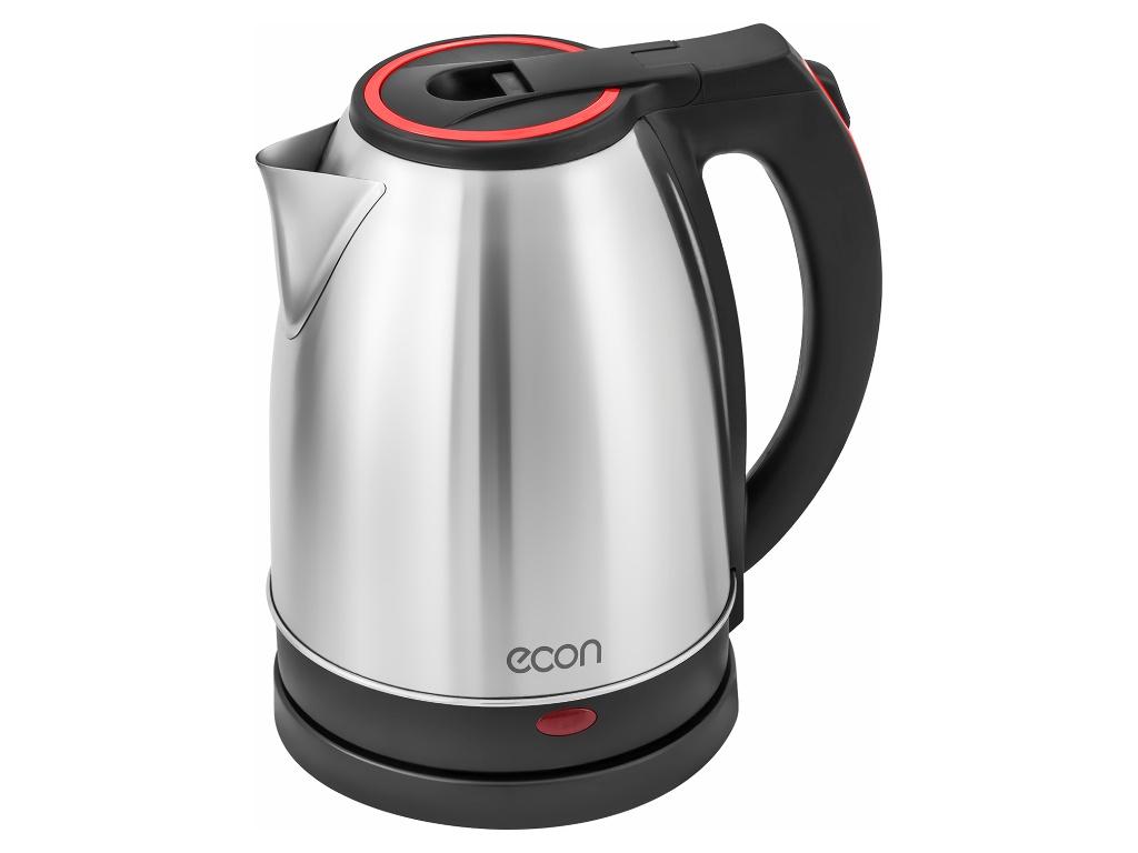 Чайник Econ ECO-1872KE Steel-Black