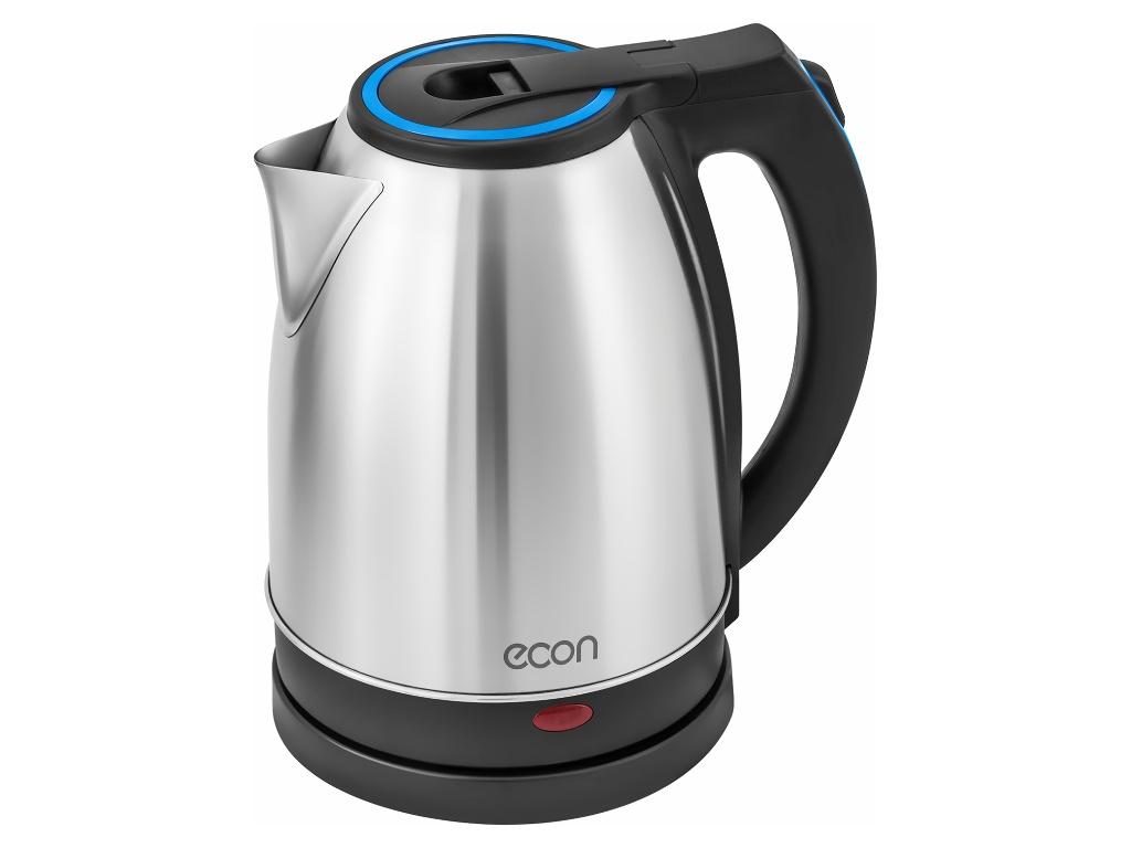 Чайник Econ ECO-1871KE Steel-Black