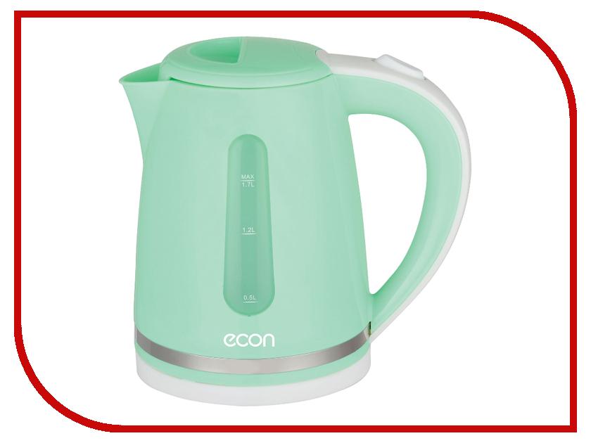 Чайник Econ ECO-1713KE Green