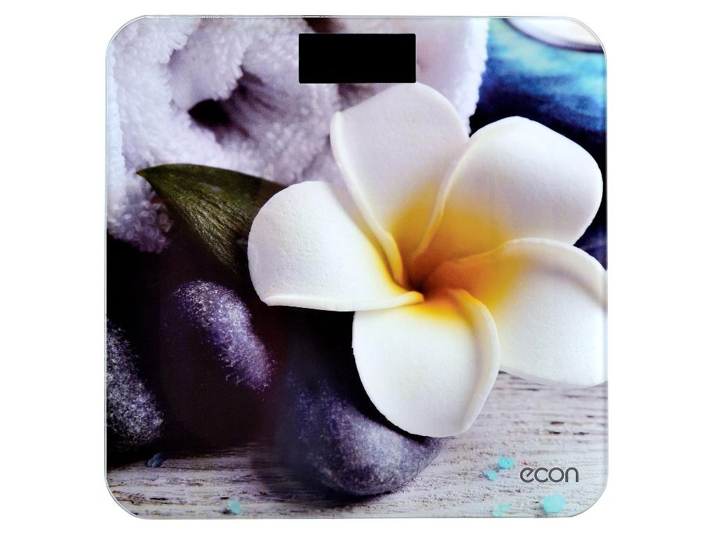 Весы напольные Econ ECO-BS004 weissgauff softline 780 eco granit серый шёлк