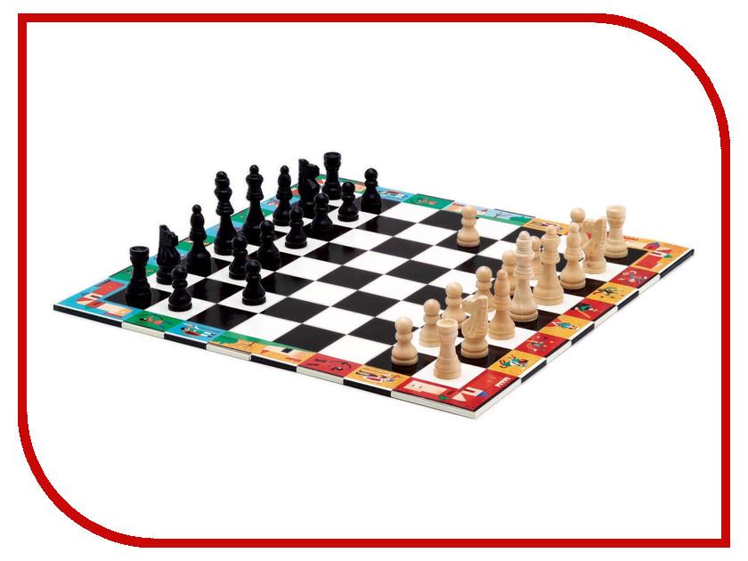 Игра Djeco Шахматы и шашки 05225