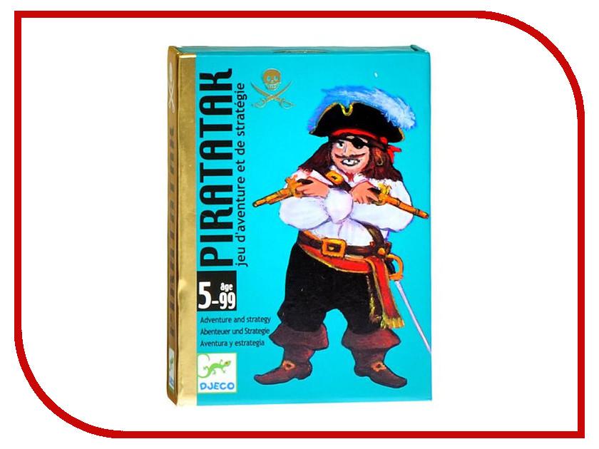 Настольная игра Djeco Пират 05113