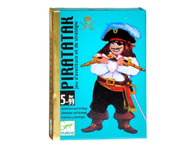 Настольная игра Djeco Пират 05113 настольная игра djeco пират 05113 page 3