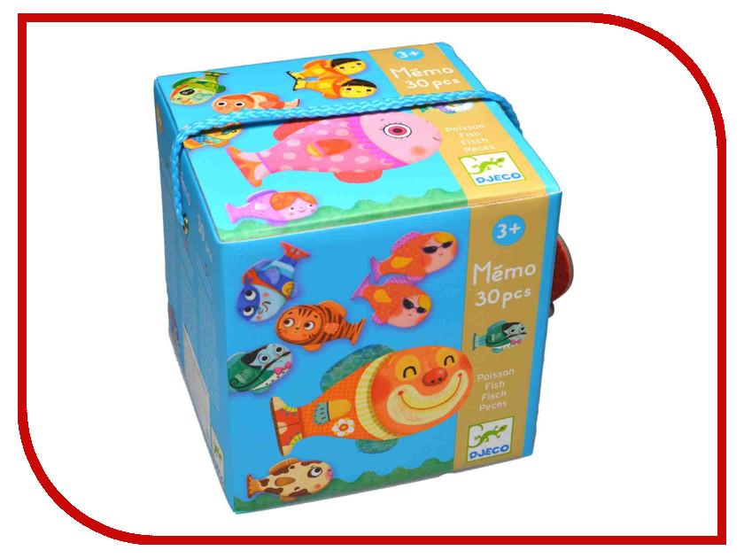 Настольная игра Djeco Рыбки мемо 08169