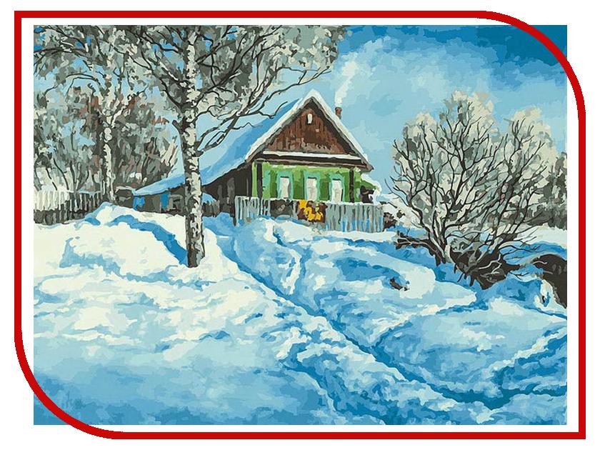 Фото - Раскраска по номерам Белоснежка Домик на горе 279-AS белоснежка улочка к морю 300 as