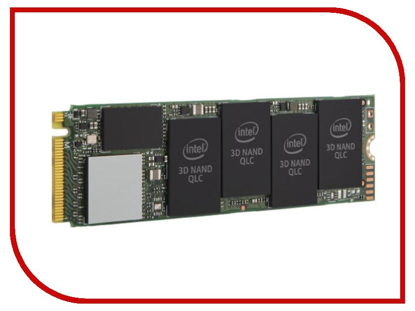 Жесткий диск 512Gb - Intel SSD 660p Series SSDPEKNW512G8X1