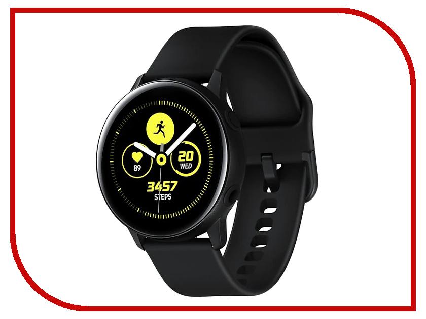 Купить Умные часы Samsung Galaxy Watch Active SM-R500 Black SM-R500NZKASER