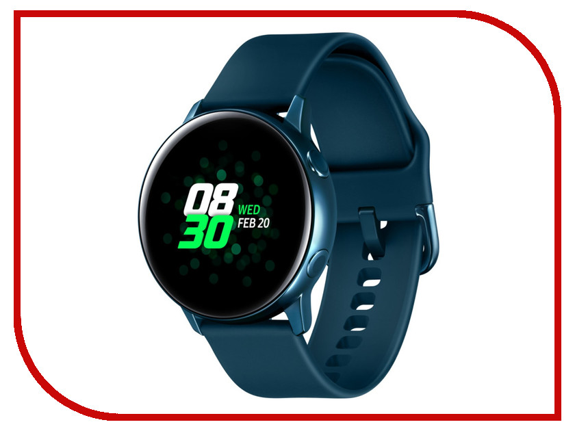 Купить Умные часы Samsung Galaxy Watch Active SM-R500 Green SM-R500NZGASER