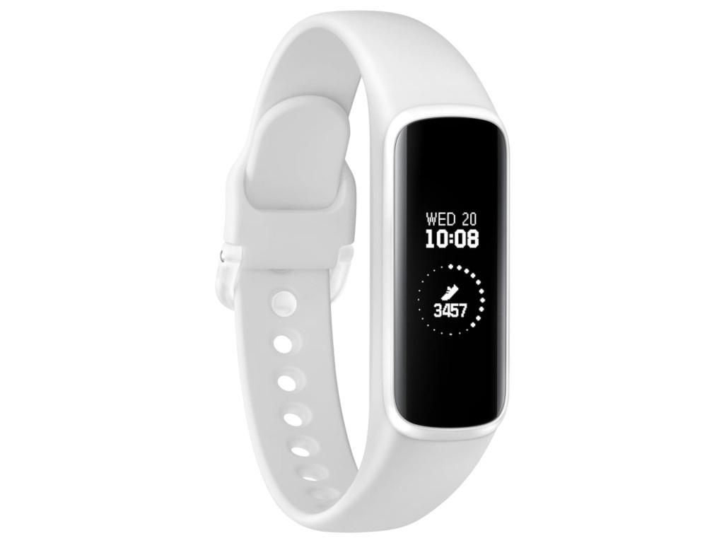 Умный браслет Samsung Galaxy Fit Lite SM-R375 White SM-R375NZWASER