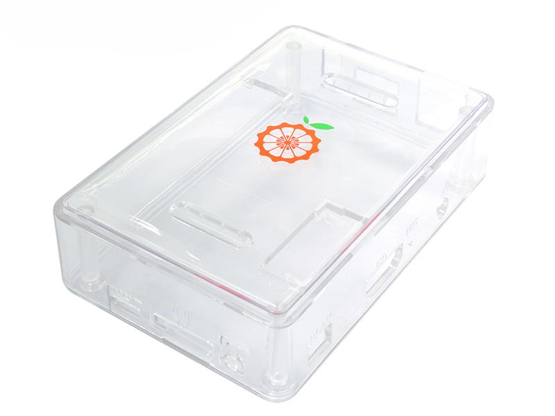 Корпус для Orange Pi PC Transparent