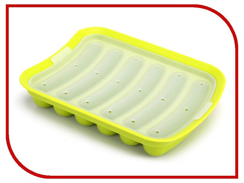 Форма для домашних сосисок и кебабов Bradex Green TK 0273 eterna artena 2510 41 11 0273