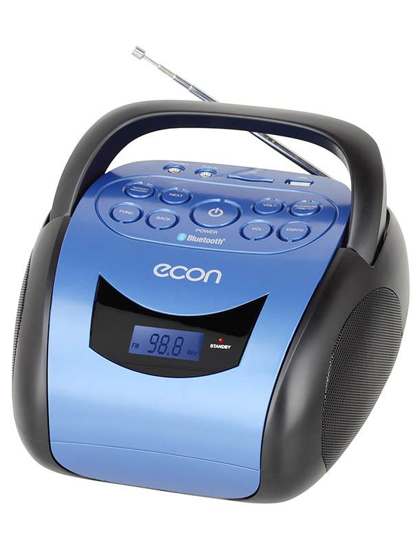 Магнитола Econ EBB-330 Black-Blue