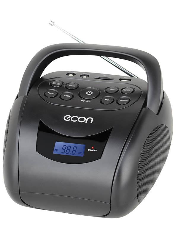 Магнитола Econ EBB-300 Black