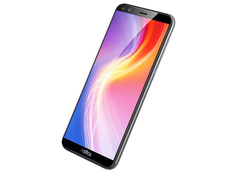 Сотовый телефон Neffos C5 Plus 16Gb Grey TP7031A22RU цена