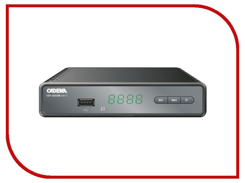 Cadena CDT-1651SB Black