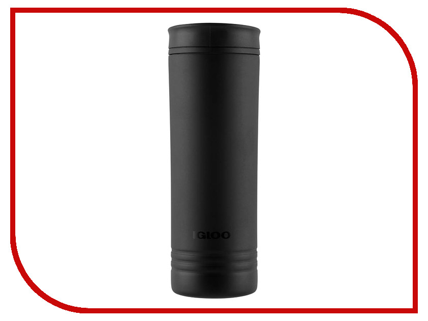 Термокружка Igloo Isabel 600ml Matte Black
