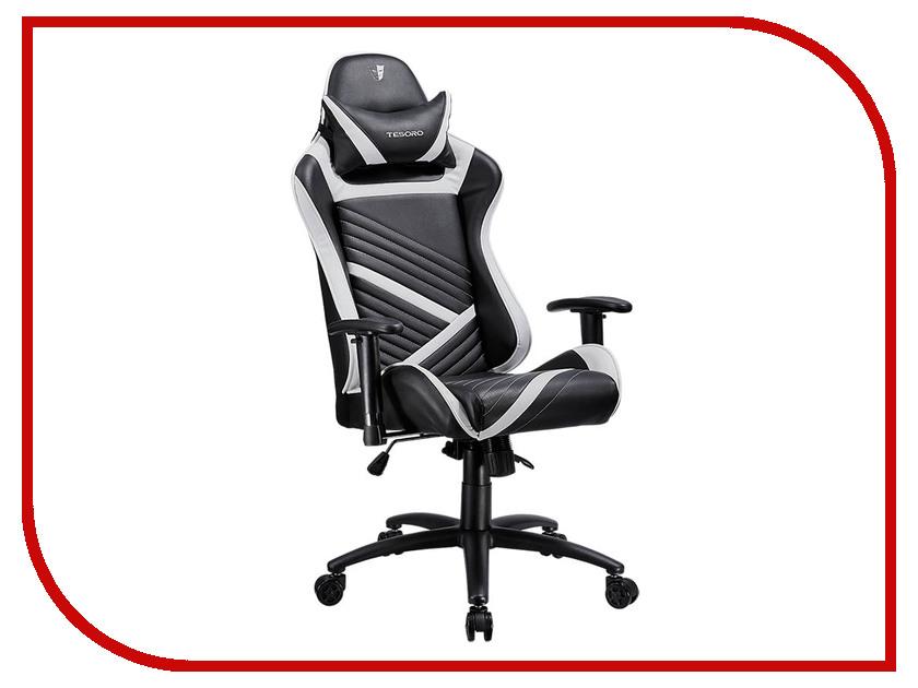 Компьютерное кресло Tesoro Zone Speed F700 BW Black-White TSF700BW