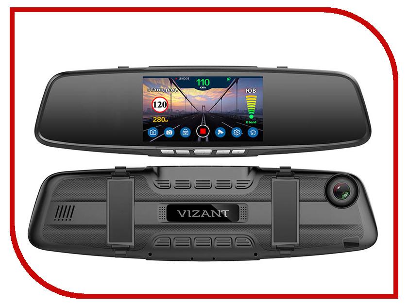 Видеорегистратор Vizant 751 GPS