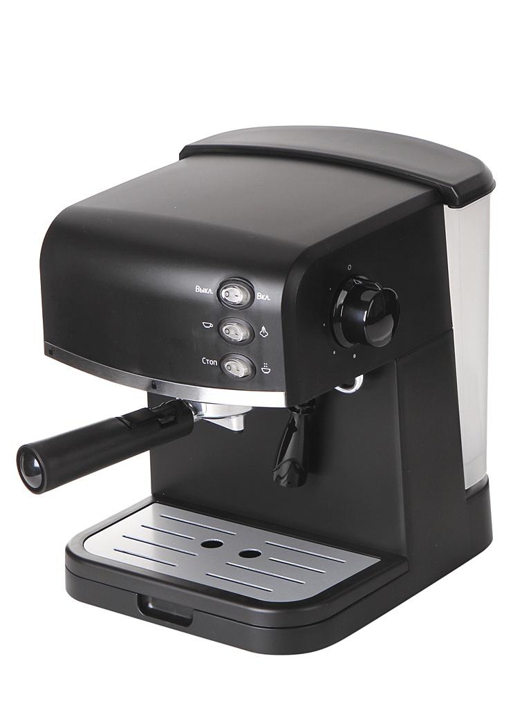 Кофемашина Kitfort KT-718 Black