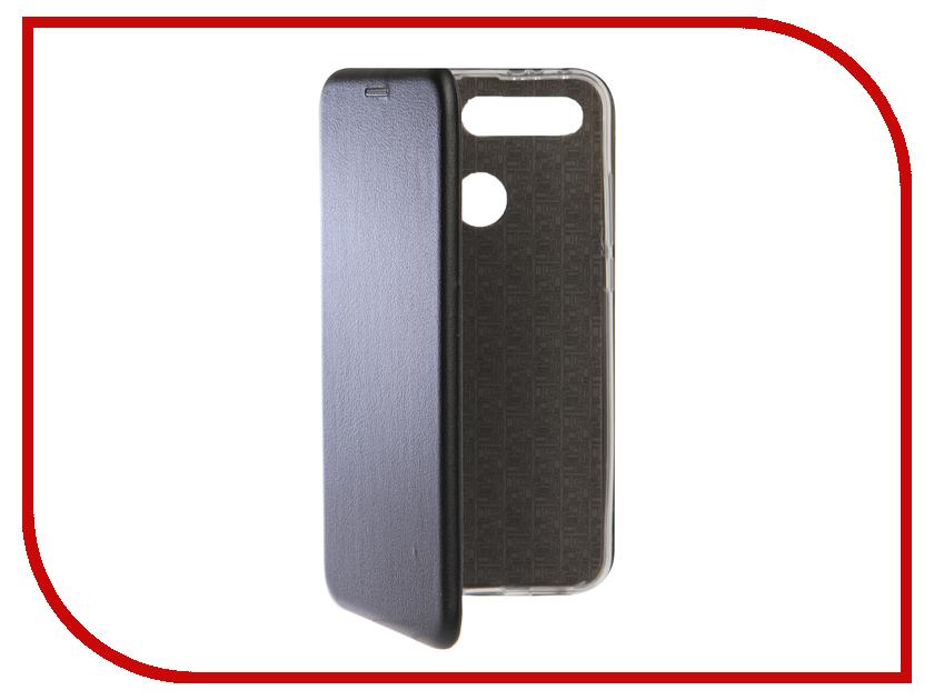 Чехол для Honor View 20 2019 Zibelino Book Black ZB-HUW-V20-BLK смартфон honor view 20 256gb синий