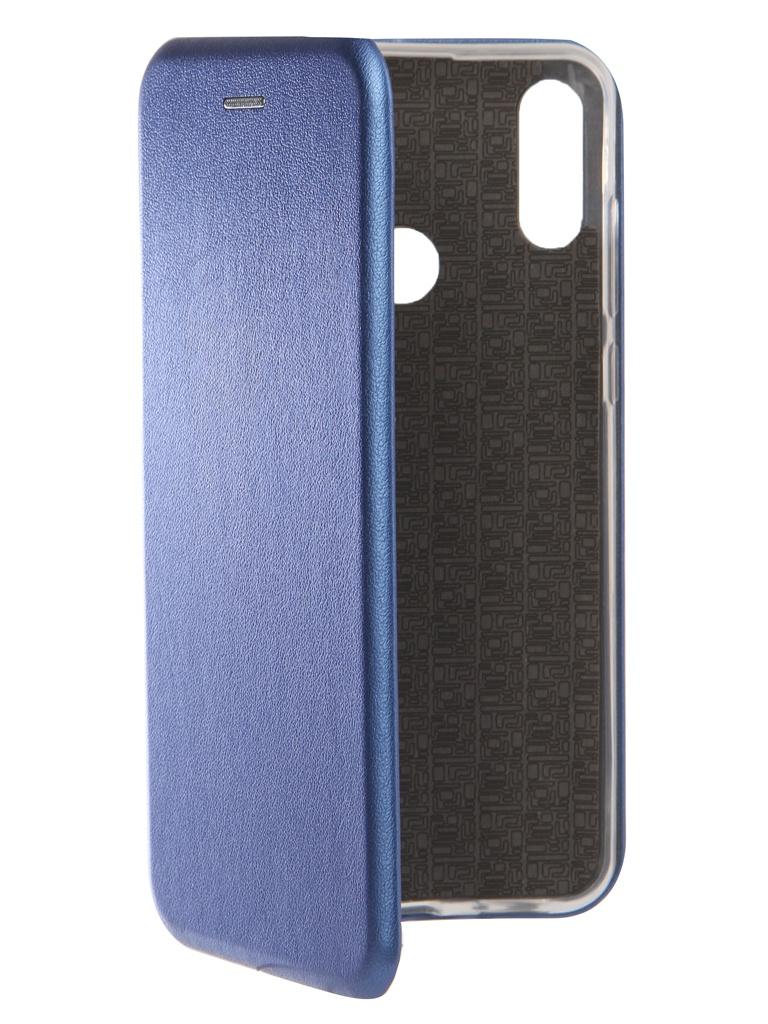 Аксессуар Чехол Zibelino для ASUS Zenfone Max Pro M2 2018 ZB631KL Book Blue ZB-ASUS-ZB631KL-BLU все цены