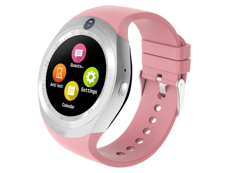 Умные часы ZDK Y1S Pink фото