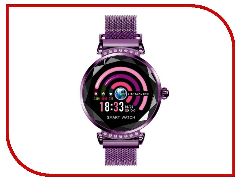 цена Умные часы ZDK H2 Purple
