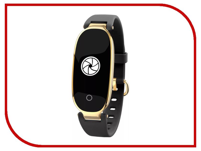Умный браслет ZDK S3 Black умный браслет zdk sb6 gold