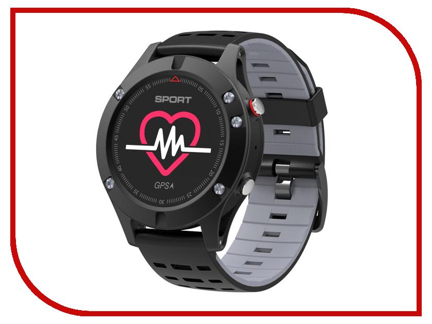 Умные часы ZDK F5 Black [] f5 softshell black black287001
