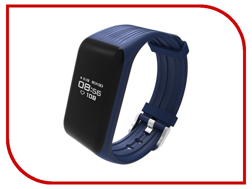 Умный браслет ZDK K1 Blue