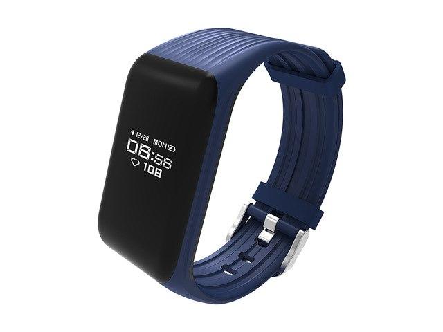 Умный браслет ZDK K1 Blue умный браслет beurer as80 blue