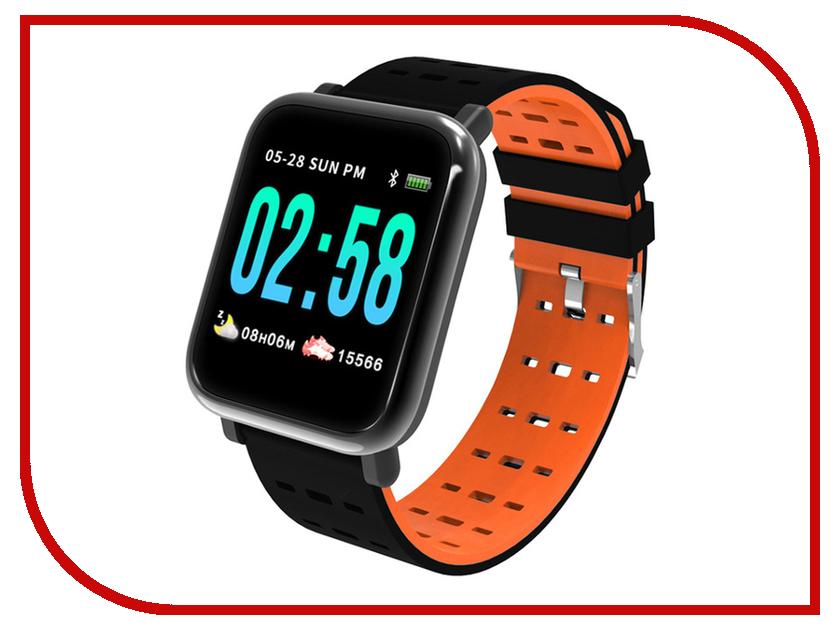 Умные часы ZDK A6 Orange автозапчасть jin yu a6l a4 q5 c7 a6 a6