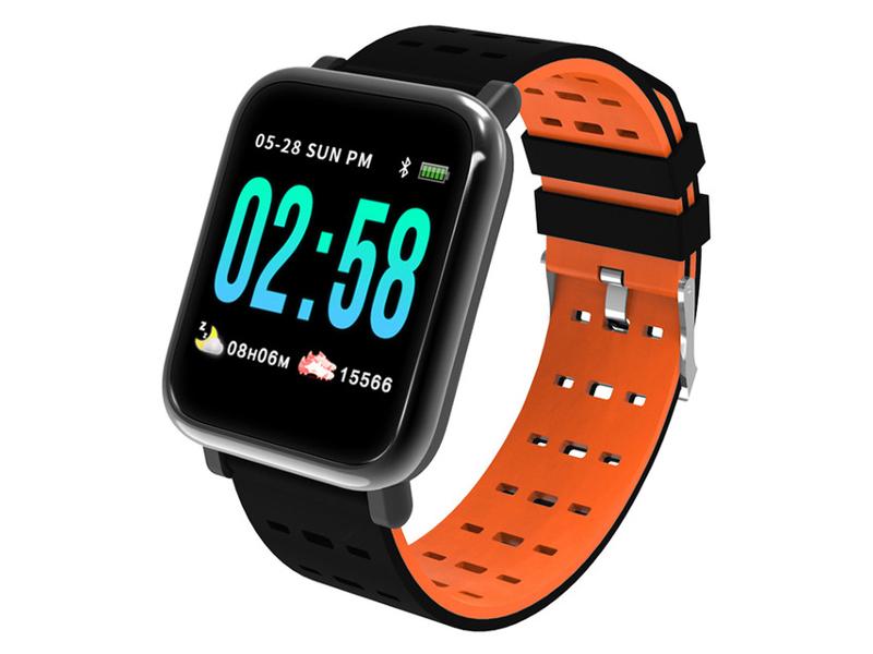 Умные часы ZDK A6 Orange