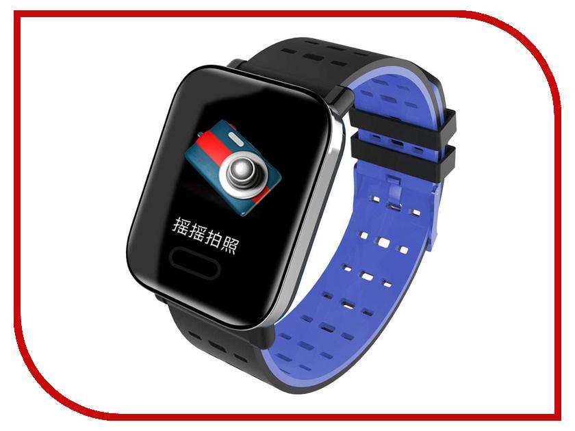 Умные часы ZDK A6 Light-Blue автозапчасть jin yu a6l a4 q5 c7 a6 a6