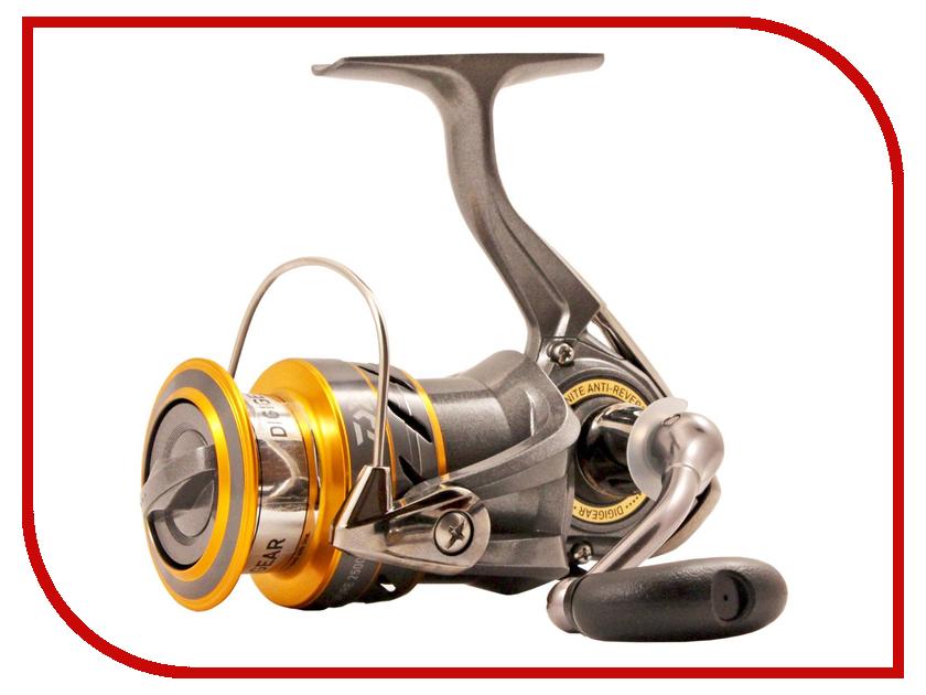 Катушка Daiwa Crossfire 2500 Reel 10117-250RU mavllos max drag 25kg long shot slow jigging fishing reel 6000 9000 series saltwater waterproof jig boat fishing spinning reel