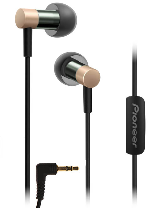 Pioneer SE-CH3T Black-Gold