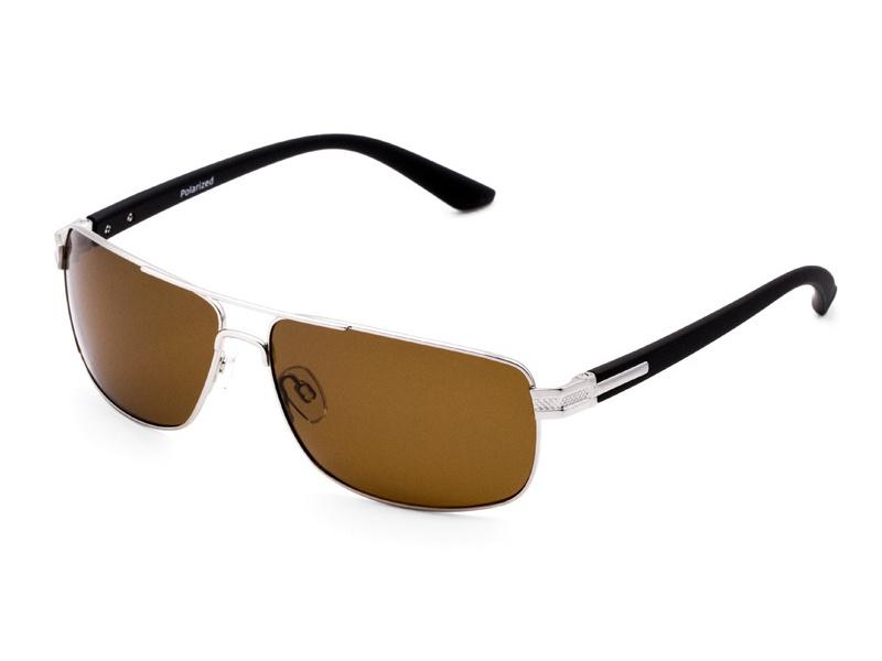 Очки SPG PL02 L1 Silver-Black