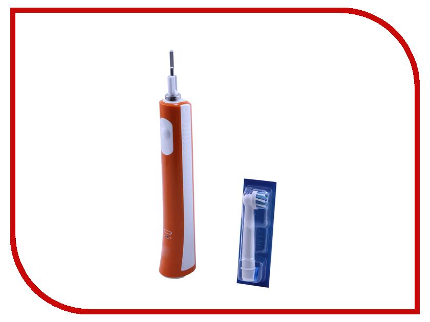 braun oral b crossaction Зубная электрощетка Oral-B Pro 400 CrossAction Orange