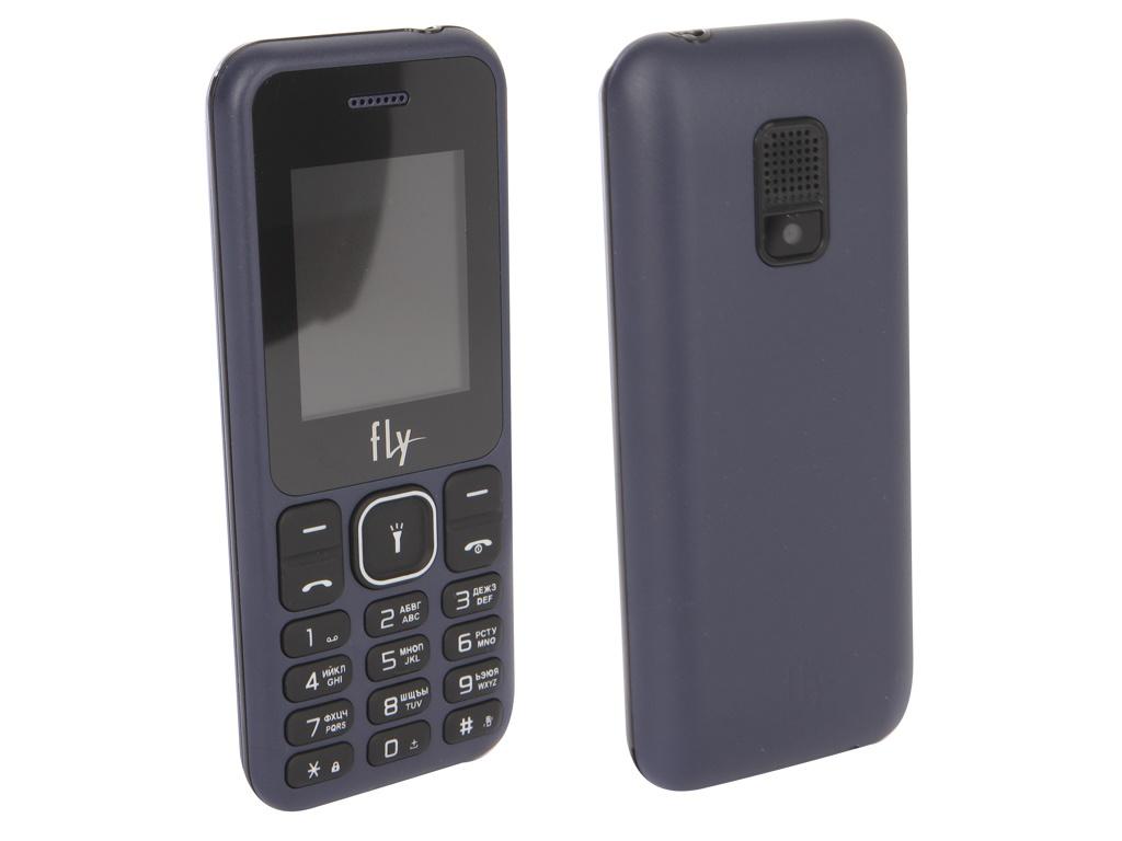 Сотовый телефон Fly FF190 Dark Blue