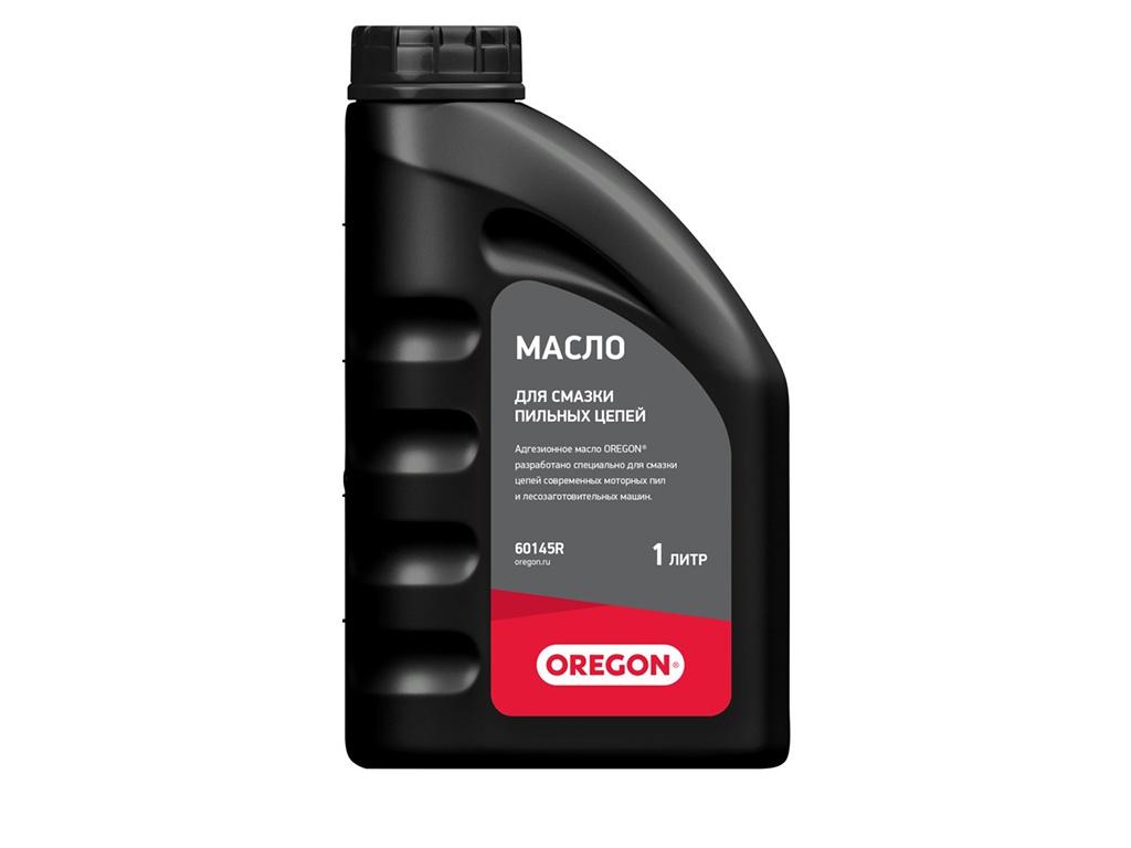 Масло для смазки пильных цепей Oregon 1L 60145R