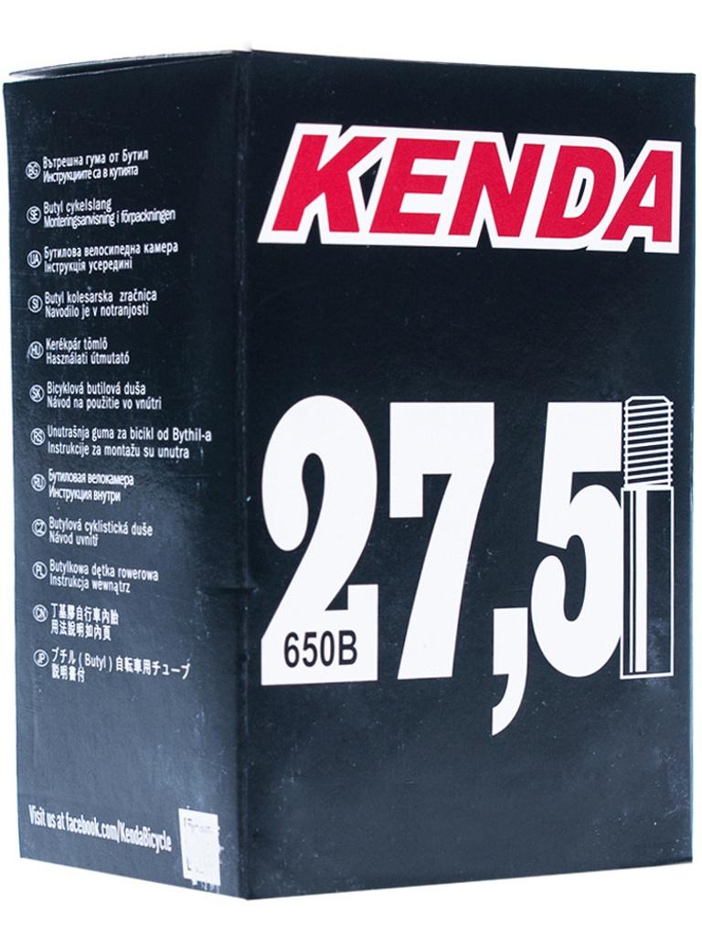 Велокамера Kenda 27.5х1.9-2.125 велокамера kenda 26 x3 00 для downhill a v