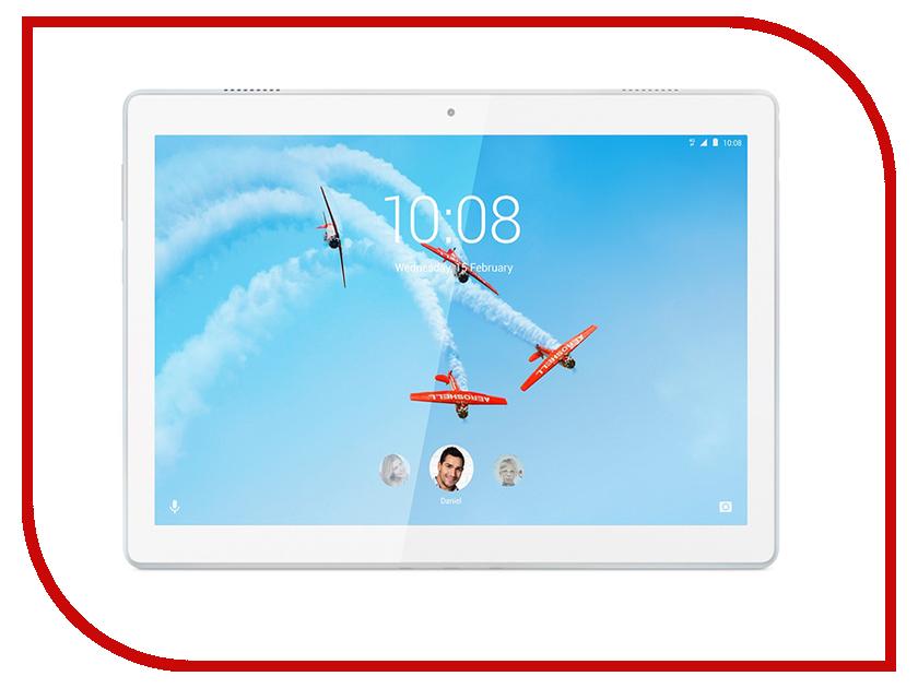 Планшет Lenovo Tab M10 TB-X605L ZA490073RU (Qualcomm Snapdragon 450 1.8 GHz/2048Mb/16Gb/GPS/LTE/3G/Wi-Fi/Bluetooth/Cam/10.1/1920x1200/Android) планшет lenovo yoga tablet yt3 850m 8 16gb black wi fi bluetooth 3g lte android za0b0044ru